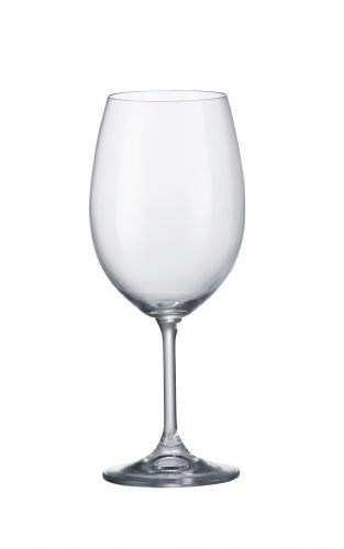 2 Bohemia Glasses 450 ml Klara